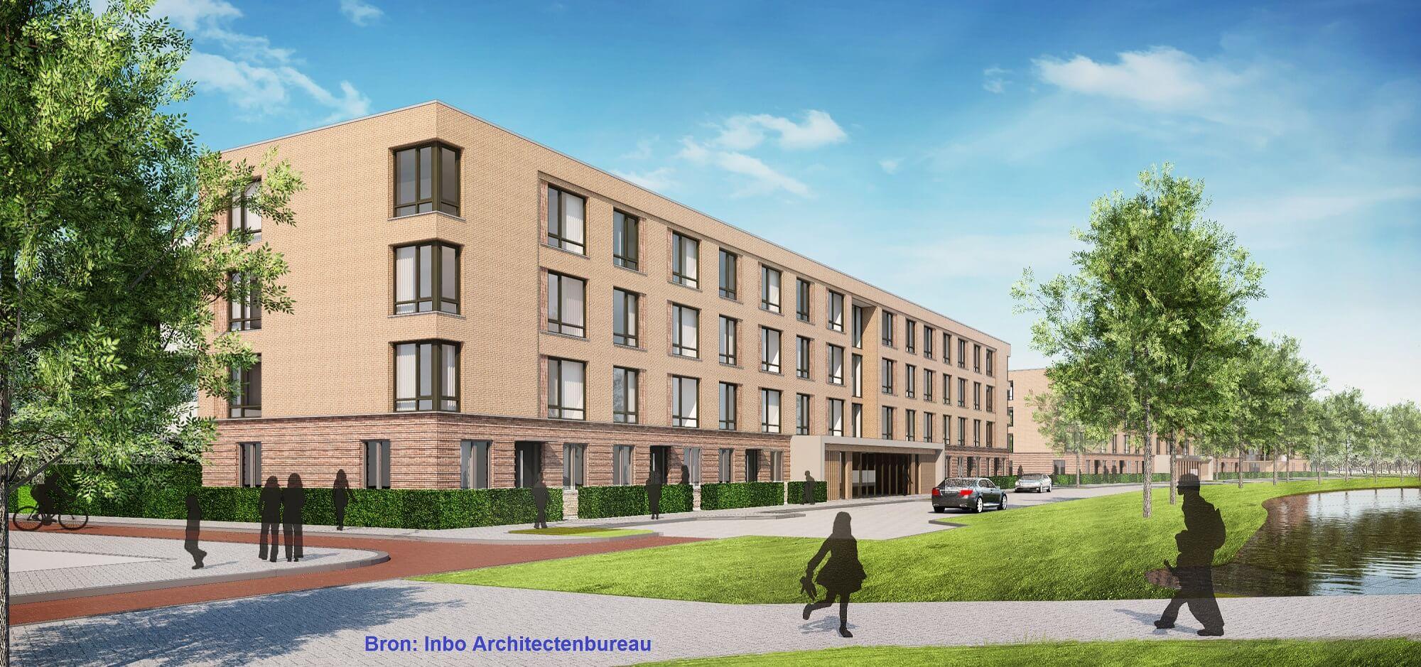 Nieuwbouw 78 appartementen (aanneemsom 9,2 miljoen)